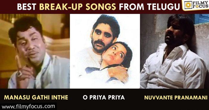 Best Break Up Songs From Telugu