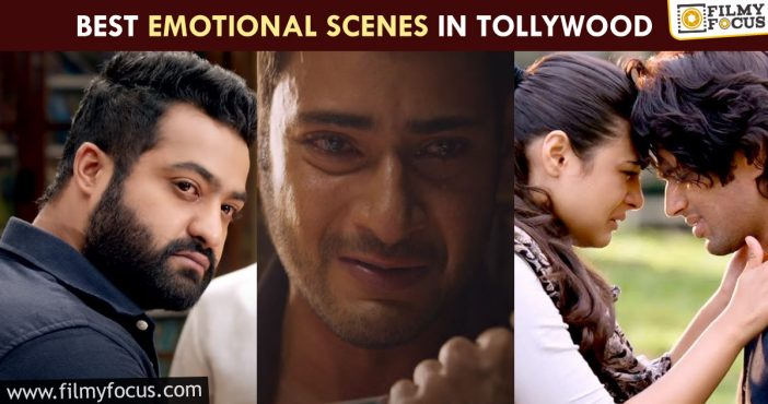 Best Emotional Scenes In Tollywood