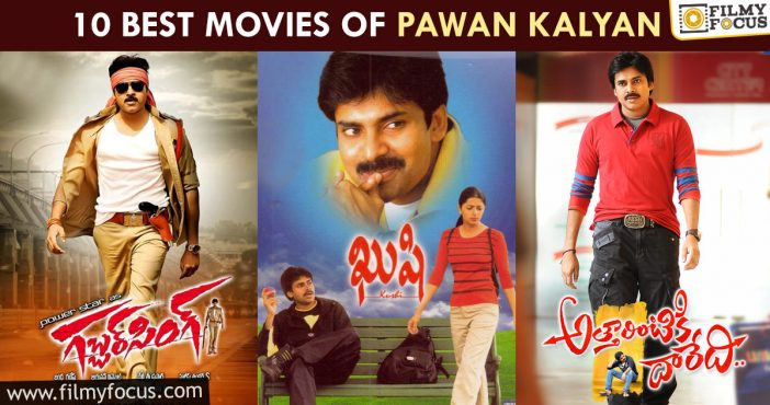 Best Movies Of Pawan Kalyan