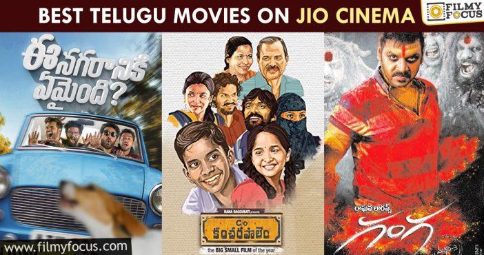 Best Telugu Movies On Jio Cinema