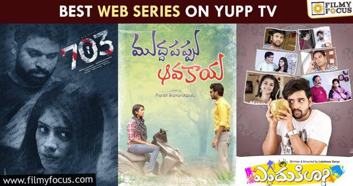 Best Web Series On Yupp Tv