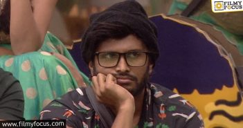 Bigg Boss 4 Is Kumar Sai Trying For Sympathy Voting