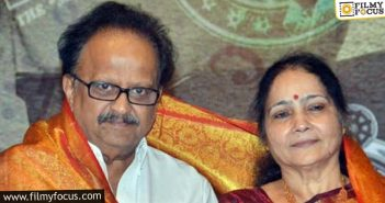 Did Spb And His Wife Celebrate Anniversary