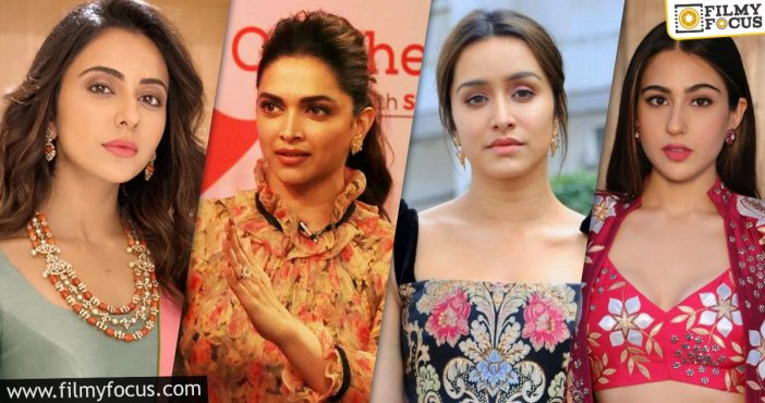 Four Actresses Including Rakul Preet Receives A Summons In The Drugs Scandal