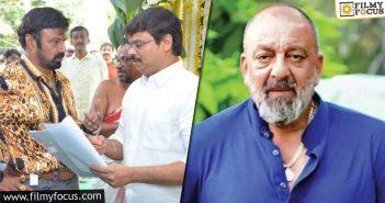 Has Boyapati Approached Sanjay Dutt For Balakrishna's Next