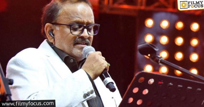 Here Is The Last Song Of Sp Balasubrahmanyam