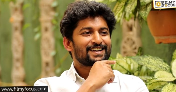 Hero Nani About His Theater Experience1