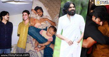 Mahesh, Chiranjeevi, Ram Charan And Many Wish Pawan On His Birthday