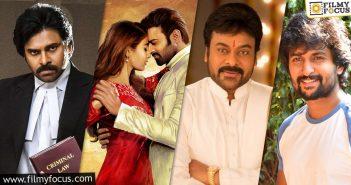 October Telugu Cinema Completely Turning Into Shooting Mode