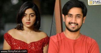 Poorna Turns Villain For Raj Tarun