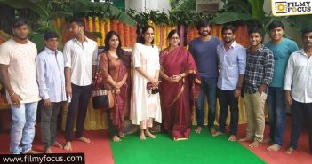 Raj Tarun Starts His Next Project