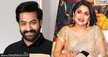 Ramya Krishna To Have A Powerful Role In Ntr's Next