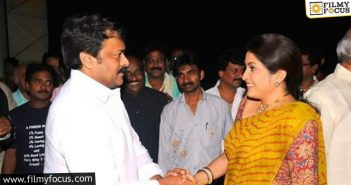 Ramya Krishnan To Roped In For A Crucial Role In Chiru's Next