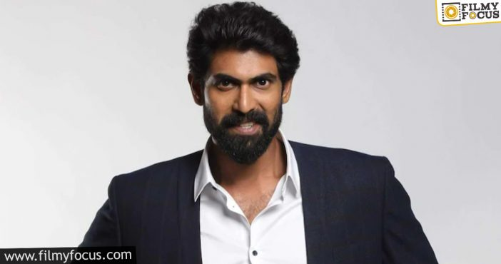 Rana To Host An International Talk Show