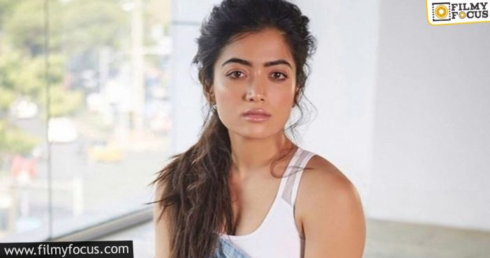 Rashmika's De Glam Roles For Mega Family