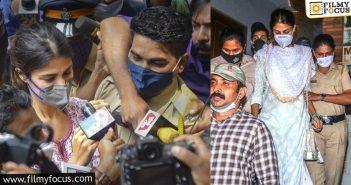 Rhea Chakraborthy Gets Arrested