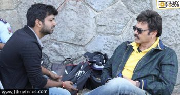 Venkatesh Asks Anil Ravipudi To Prepare For An Early Shoot