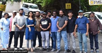 With The Completion Of The Shoot, Sbsb Gearing Up For The Ott Release