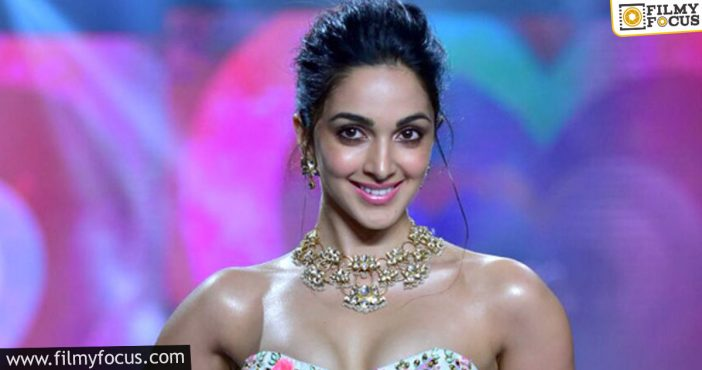 You Will Get South Films From Me Says, Kiara Advani
