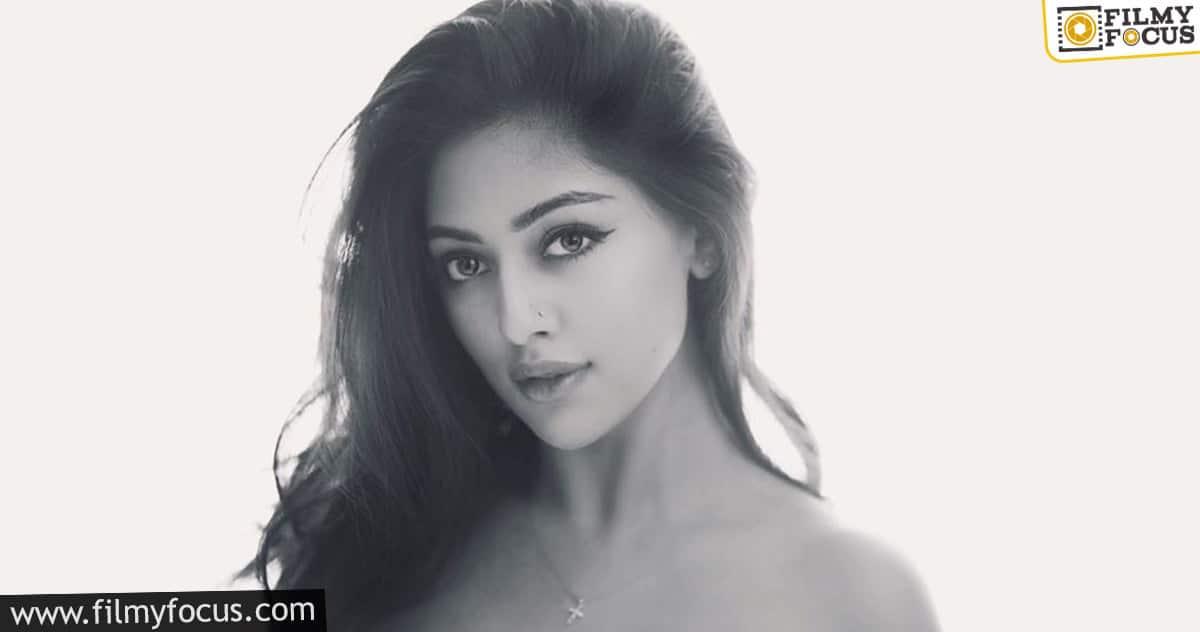 Anu Emmanuel To Play Female Lead In Maha Samudram
