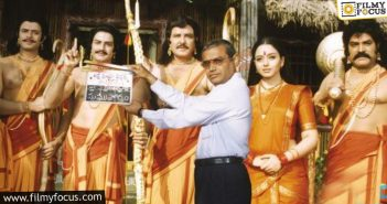 Balakrishna To Release Old Footage Of Nartanasala