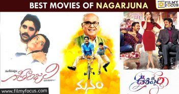 Best Movies Of Nagarjuna