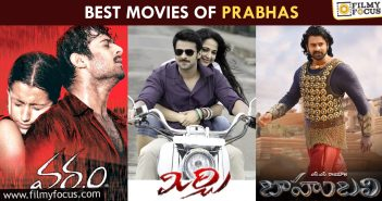 Best Movies Of Prabhas