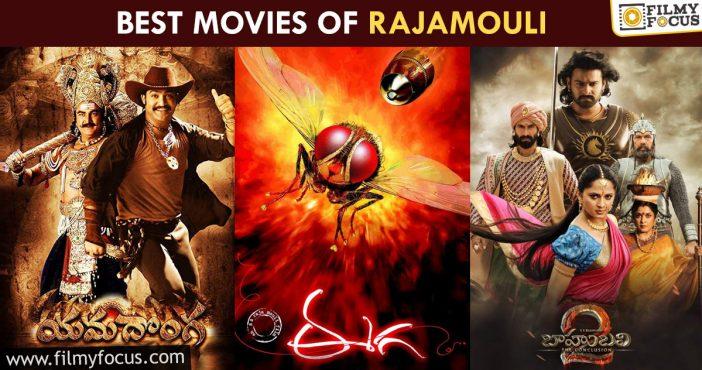 Best Movies Of Rajamouli