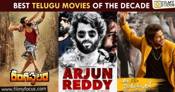 Best Telugu Movies Of The Decade