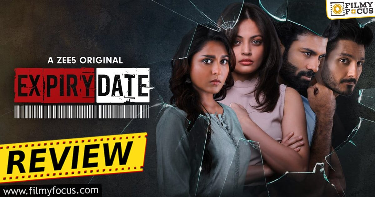 Expiry Date Web-Series Review