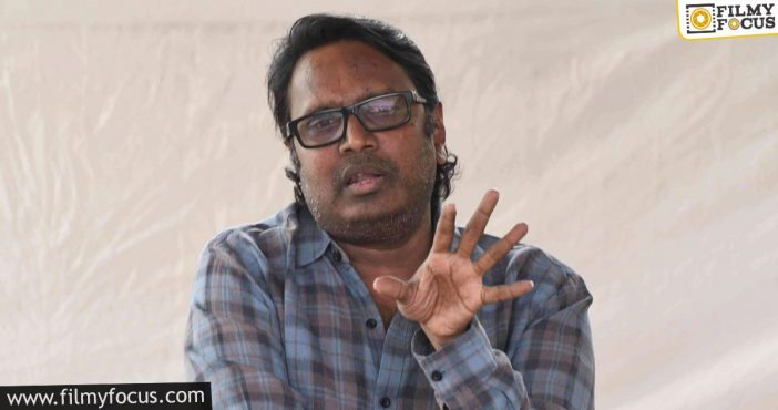 Gunasekhar Clarifies On Those Rumours