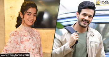 Has Rashmika Bagged Akhil Akkineni's Next As Well