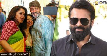 Jagapathi Babu, Ramya Krishna To Play Crucial Roles In Sai Dharam Tej's Next