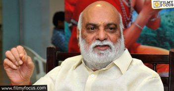 K Raghavendra Rao Is Turning Actor