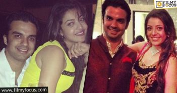 Kajal Aggarwal Confirms Her Marriage With Entrepreneur Gautham Kitchlu