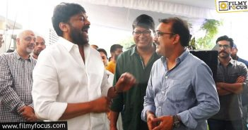 Koratala Siva Planned A Test Shoot For Acharya