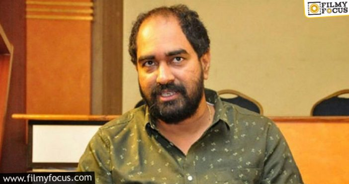 Krish Completes Shooting Of His Next
