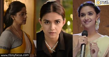 Miss India Trailer Keerthy Suresh Impresses In The Corporate Flick
