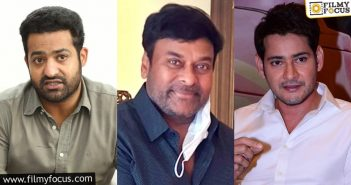 Nag, Chiranjeevi, Mahesh Announce Relief Funds For Hyderabad People!