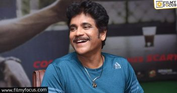 Nag Interested To Do A Mass Comedy With A Successful Director