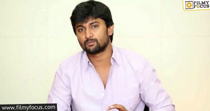 Nani's Tuck Jagadish Movie Stopped1