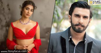 Pooja Hegde To Share Screenspace With Ranveer Singh