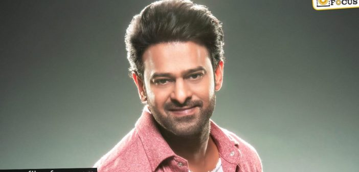 Prabhas might take a break after his current commitments