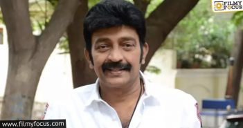 Rajasekhar Getting Ready For His Next Thriller
