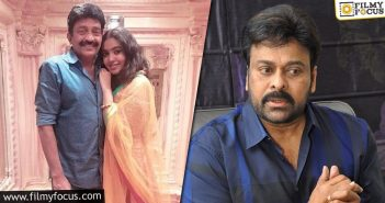 Rajasekhar's Daughters Seek Prayers, Chiranjeevi Tweets