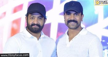 Ram Charan And Rama Rao Tease Each Other