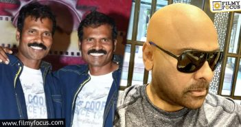 Ram Lakshman Came On Board For The Vedhalam Remake