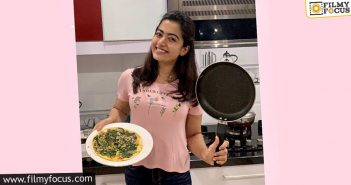 Rashmika Mandanna Shares Her Everyday Omelette Recipe
