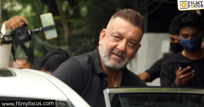 Sanjay Dutt Reveals About His Role In Kgf Chapter 2