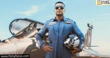 Suriya's Aakasham Nee Haddura Is Ready For Release